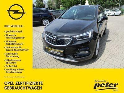 gebraucht Opel Mokka X 1.6 D Innovation Euro 6d-TEMP Sitzhzg./DPF