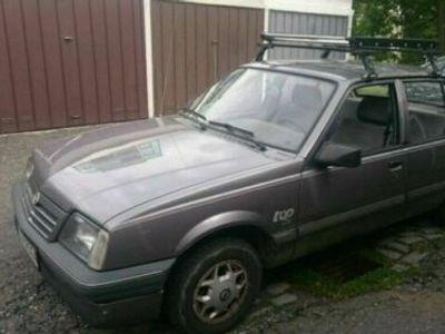 used Opel Ascona C 1.6Diesel 54PS 125000km TOP