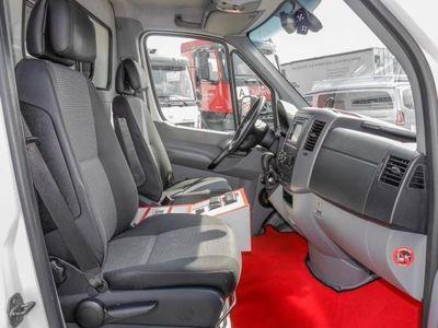 gebraucht Mercedes Sprinter 516 CDI Lang RTW Standheizung