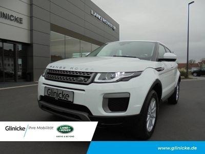 gebraucht Land Rover Range Rover evoque Pure 2.0 eD4 Klima PDC Sitzheitzng