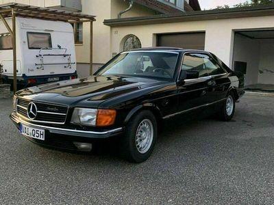 gebraucht Mercedes 500 Mercedes Benz SECC126 W126 Coupe