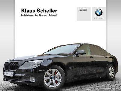 gebraucht BMW 730L d Limousine Xenon Tempomat BT K Shz