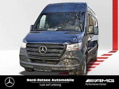 gebraucht Mercedes Sprinter 316 lang Automatik 3,5 t AHK 270° Türen