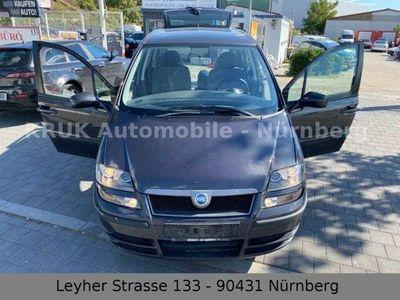 gebraucht Fiat Ulysse 2.2 JTD Basis*Klimaauto.*SHZ