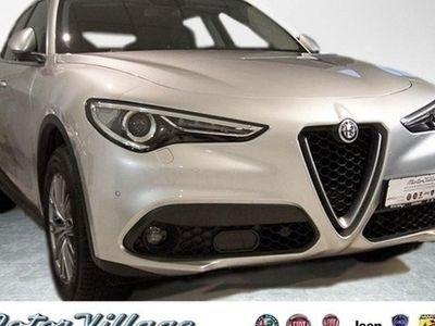 gebraucht Alfa Romeo Stelvio Super 2.2 Diesel 16V AT8-Q Automatik Nav