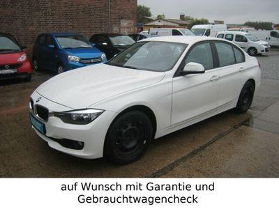 gebraucht BMW 320 d Leder+Sitzheizung+Anhängerkupplung