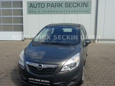 gebraucht Opel Meriva B Active AHK TOP