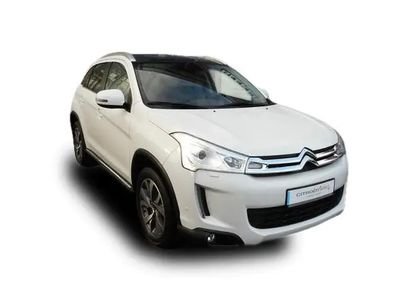 gebraucht Citroën C4 Aircross Exclusive HDi 150 S&S 2WD [Panoramadach]