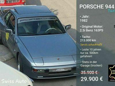 gebraucht Porsche 944 -Bonus 1'900€