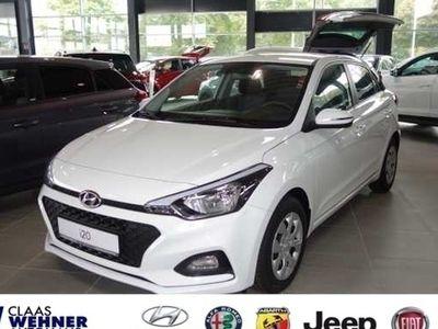 käytetty Hyundai i20 blue 1.2 Select *Facelift