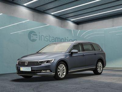 gebraucht VW Passat Passat VariantVariant DSG 2.0 TDI BMT 4M Highline AHK