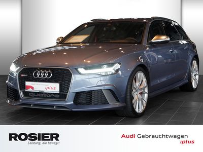 gebraucht Audi RS6 Performance Matrix Pano Bose 360° HUD Totw.
