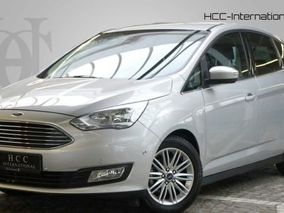 gebraucht Ford C-MAX 1.5 TDCi Titanium Autom. EURO6 4J.Garantie