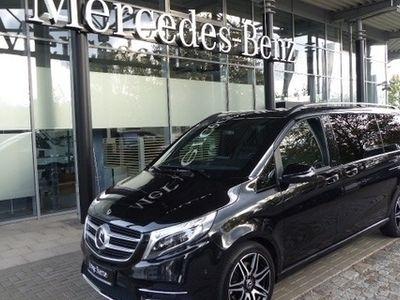 gebraucht Mercedes V250 d EXCLUSIVE EDITION Lang AMG Line/Standhzg