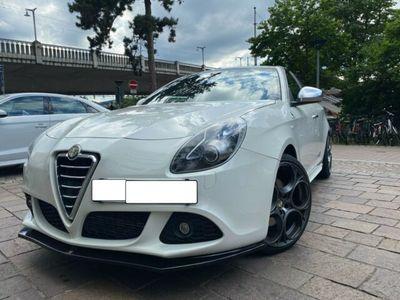 gebraucht Alfa Romeo Giulietta Quadrifoglio Verde Garantie TÜV NEU