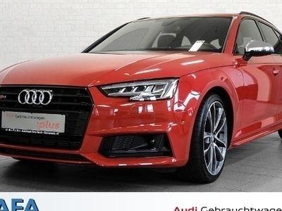 käytetty Audi S4 Avant 3,0 TFSI qu. tiptr. AHK,LED,Navi+,B&O,Optik-