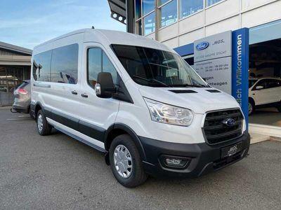 gebraucht Ford Transit Kombi 350L3 Trend #AUTOMATIK #RFK, Tageszulassung, bei MGS Motor Gruppe Sticht GmbH & Co. KG