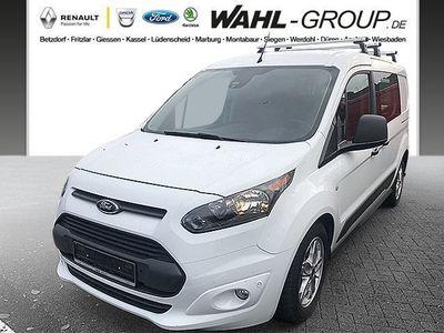 gebraucht Ford Transit Connect 1,5L TDCi Kasten Trend lang, AHK, Parkpilotsystem vorne und hinten, Airbag-Paket, LED Laderaumbeleuchtung