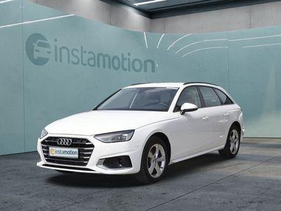 gebraucht Audi A4 A4Avant 30 TDI S-tronic NAVI SHZ Advanced