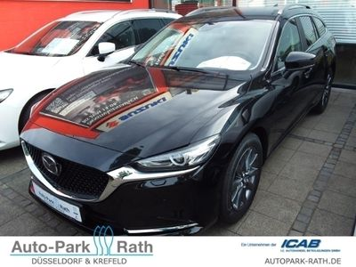 gebraucht Mazda 6 SK SKYACTIV-D 150 FWD 5T 6GS AL-EXCLUSIVE LED / Head-Up Display / ACC