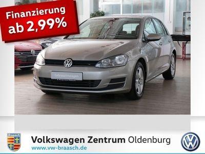 gebraucht VW Golf VII 2.0 TDI DSG Comfortline Navi, Sitzheizung