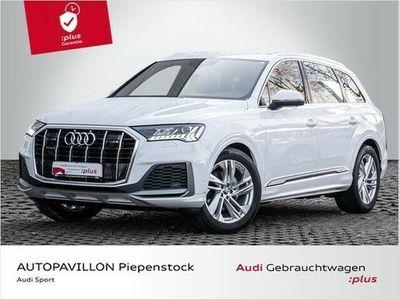 gebraucht Audi Q7 3.0 TDI quattro tiptronic S line als SUV/Geländewagen/Pickup in Lüdenscheid