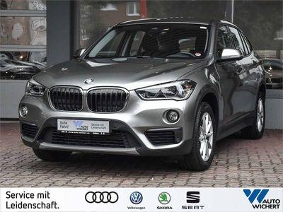 gebraucht BMW X1 sDrive 18d Advantage Steptronic LED/ AHK/ PDC