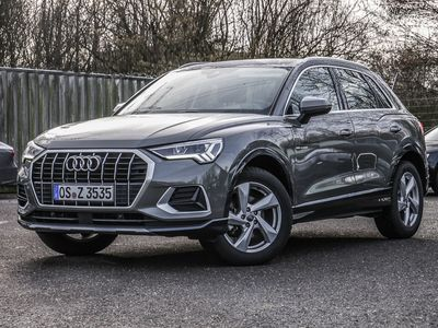 begagnad Audi Q3 35 TFSI S tronic advanced LED VirtualCP DAB APS