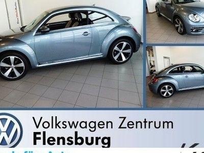 used VW Beetle 1.4 TSI Exclusive Design -DSG- Navi/SHZ/GRA