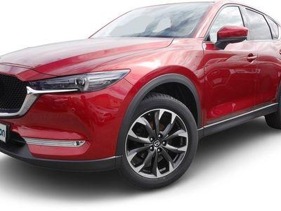gebraucht Mazda CX-5 CX-52.0 SKYACTIV-G 165 Sports-Line AWD EURO 6d