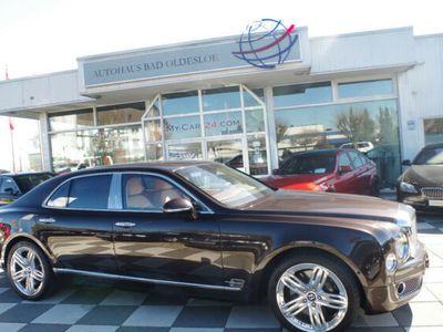 gebraucht Bentley Mulsanne Mulliner+1 Hand+BRD FZG+Fond+ServiceTOP