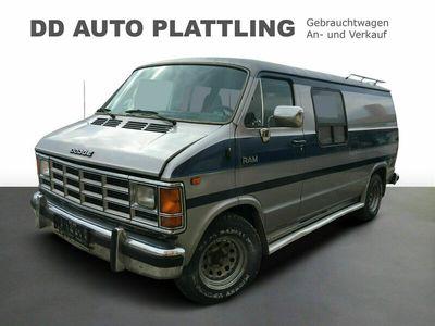gebraucht Dodge Ram B250 Wagon Van 5,9L V8 Automatik Klima