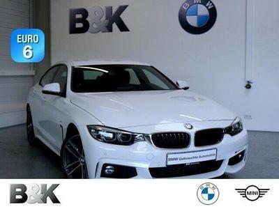 gebraucht BMW 440 i Gran Coupé Sportpaket Bluetooth HUD Navi