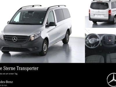 gebraucht Mercedes Vito 114 Tourer **Klima/Vorrüst.Navi/AHK/9-Sitze