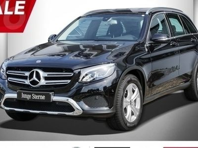 gebraucht Mercedes GLC220 D 4M EXCLUSIVE+SHZ+LED+NAV+KAMERA+ALR