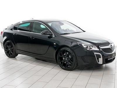 gebraucht Opel Insignia 2.8 V6 Turbo OPC Aut. 5-trg. mit Xenon, Navi und P