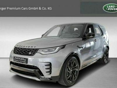 gebraucht Land Rover Discovery D250 R-Dynamic SE ACC 21'Alu MY21