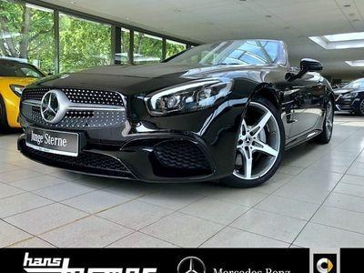 gebraucht Mercedes SL400 AMG Line, Sitzklima, Harman, DISTR,Kamera