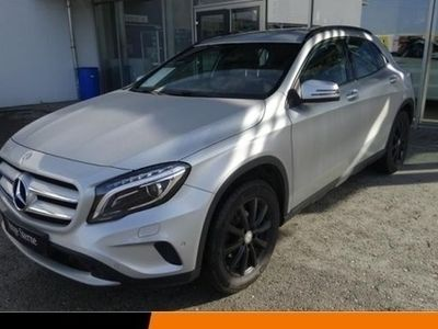 gebraucht Mercedes GLA200 CDI 4M Style/EUR6/Kamera/PDC