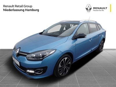 gebraucht Renault Mégane GrandTour TCe 115 eco² BOSE Panoramadach