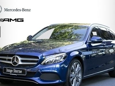 gebraucht Mercedes C300 T **Avantgarde**Distronic*360°*Comand*LED*