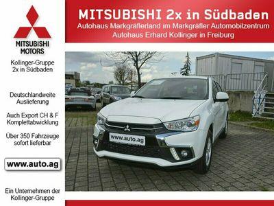 gebraucht Mitsubishi ASX Diamant Edition