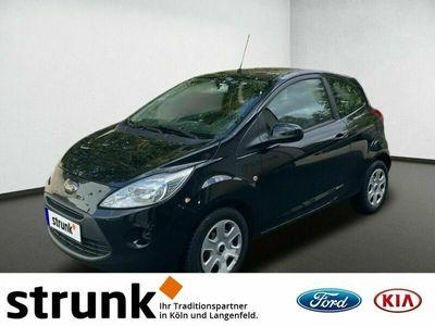 gebraucht Ford Ka Champions Edition 1.2 Benzin Audio Klima Winter-Paket