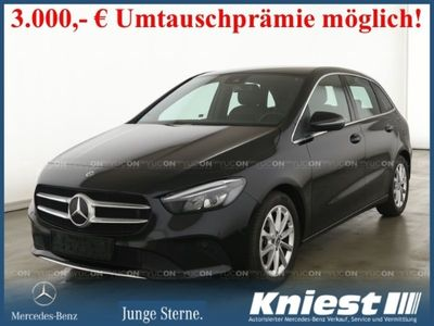 gebraucht Mercedes B180 Progressive+7G-DCT+Comand+LED+akt.-Park-A+EU6d-T