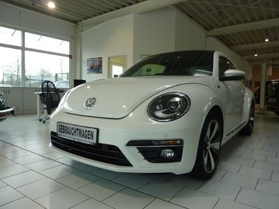 gebraucht VW Beetle 2.0 TSI Sport KLIMA XENON NAVI LEDER ALU