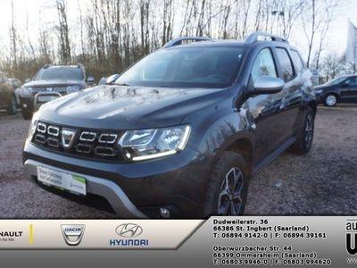 gebraucht Dacia Duster Prestige TCE 150 FAP 2WD