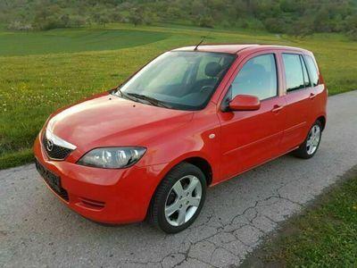 gebraucht Mazda 2 Lim. 1.4 Active 1Hand