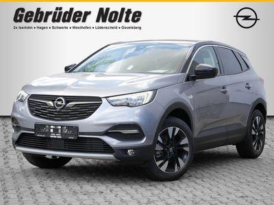 gebraucht Opel Grandland X 1.2 Turbo Innovation SHZ KAMERA NAVI