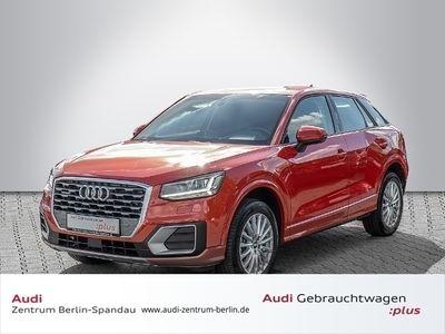 gebraucht Audi Q2 2.0 TFSI quattro Design S tronic *LED*NAVI*SHZ*