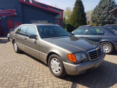 gebraucht Mercedes 600 SELV12 - WENIG KM -SCHECKHEFT